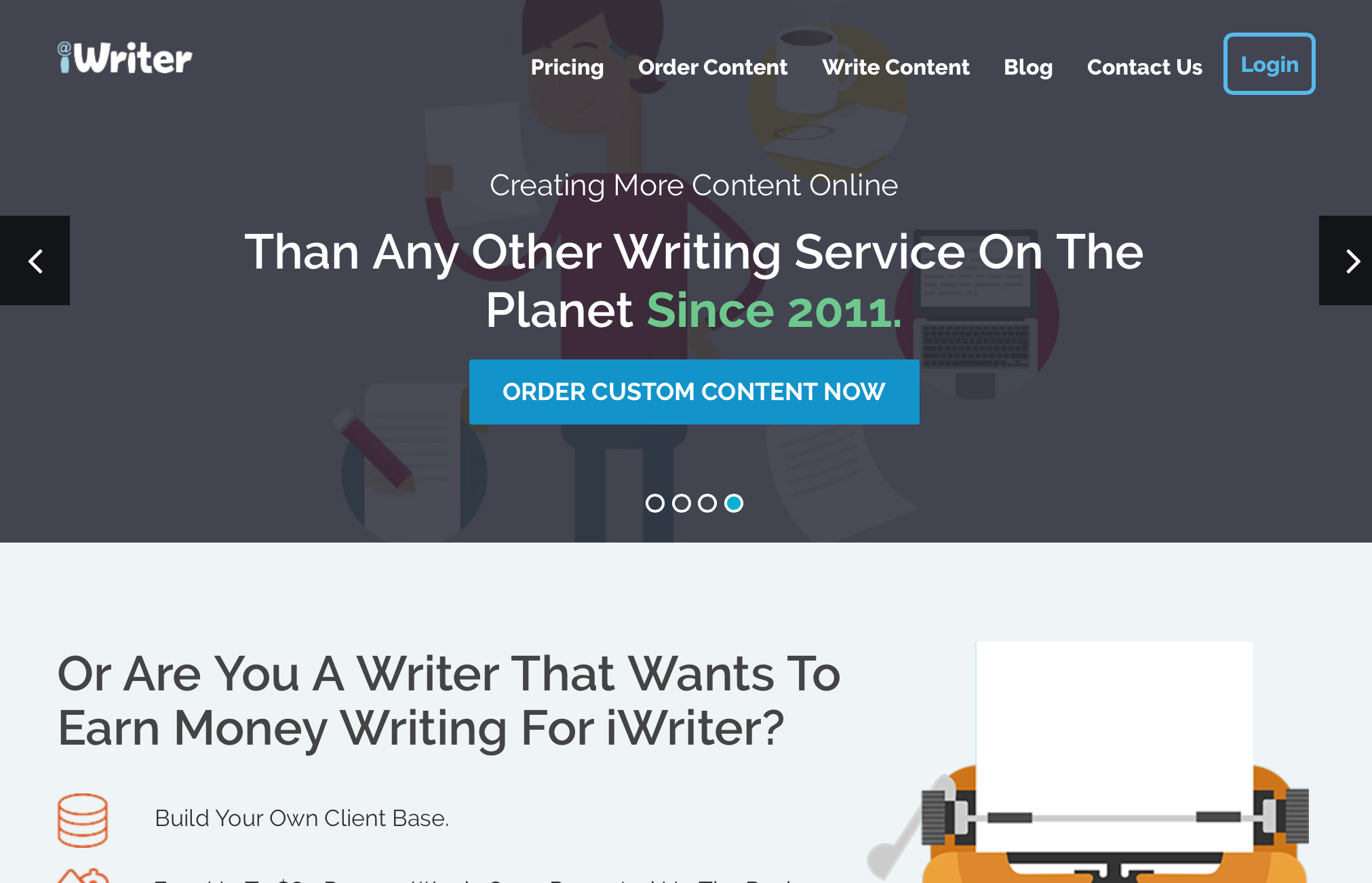 Iwriter beta review