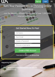 The Wealthy Affiliate Review 2019