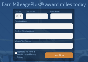 signing up to opinion miles club