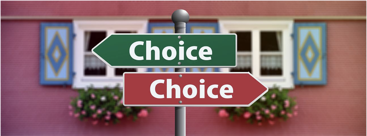 making choices with affiliate marketing