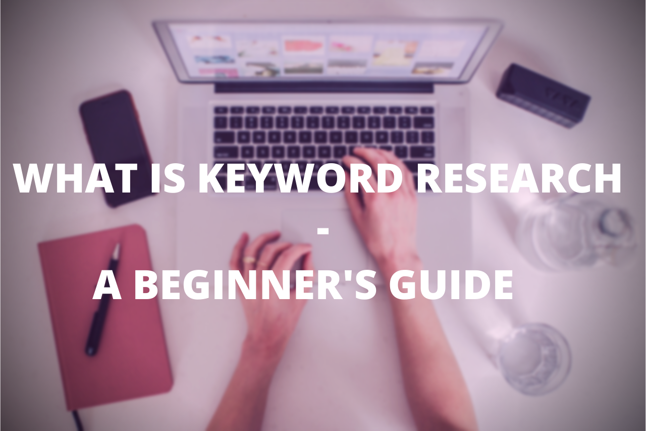 what is keyword research